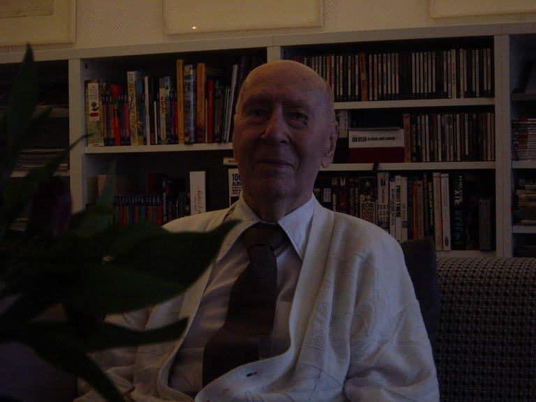 Pappa fyller 90 år