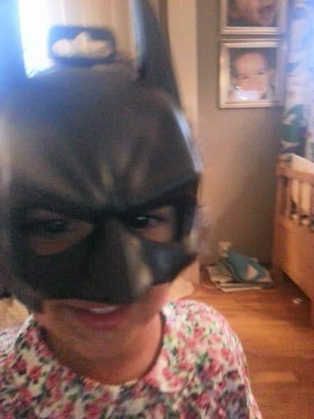 Batgirl fyller år